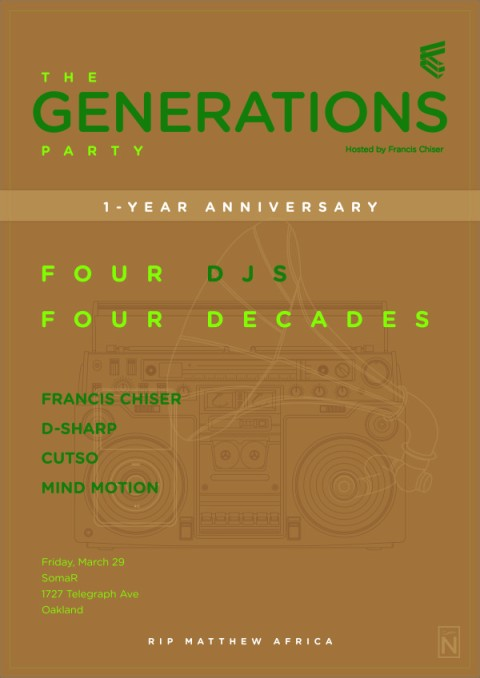 Generations Party_3-20-13