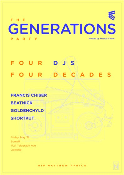 Generations Party_5-31-13