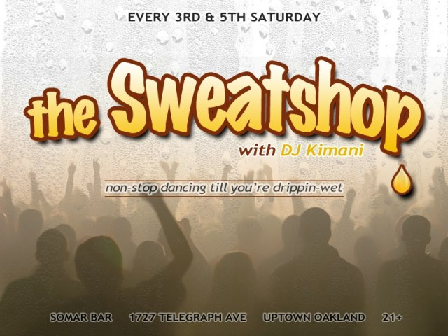 Sweatshop Saturdays_April 2013