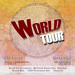 World Tour 3rd 5th Saturdays