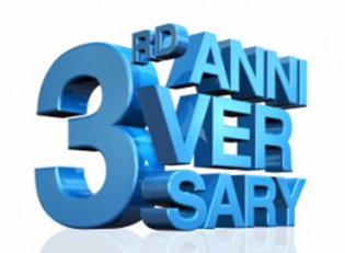 Happy 3rd anniversary somar somar bar and lounge