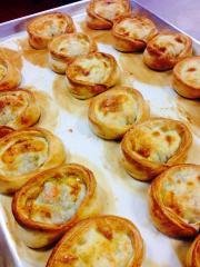 carnitas empanadas