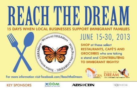 Reach the Dream-front_6-15-13