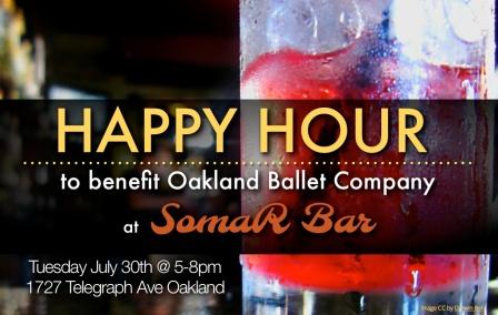 Oakland Ballet Fundraiser_7-30-13