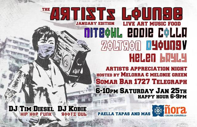 Artists Lounge_1-25-14