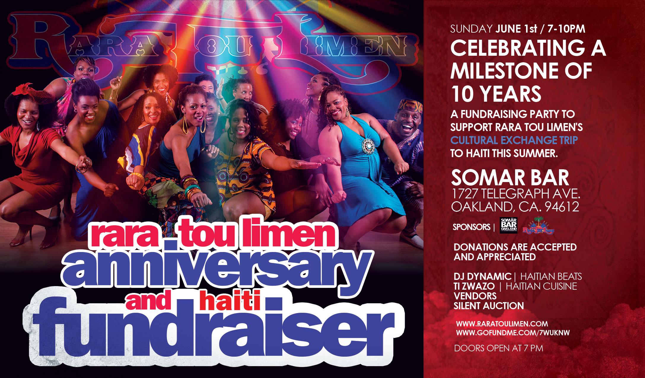 Dancing With Haitians At La Fete De >> Haitian Dance Party June 1 7pm Somar Bar And Lounge