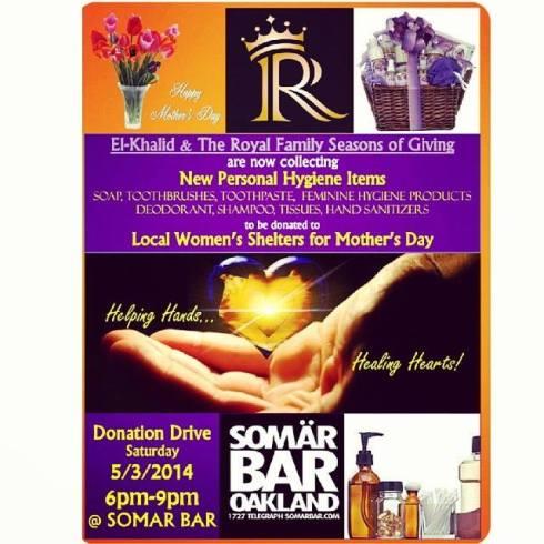 Royal Family Seasons of Giving_5-3-14