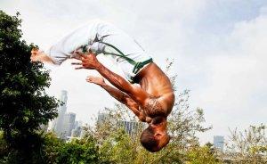 Capoeira Brasil photo