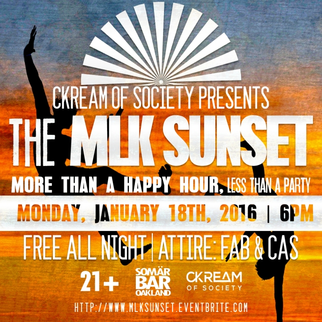 Ckream of Society Mixer_1-18-16