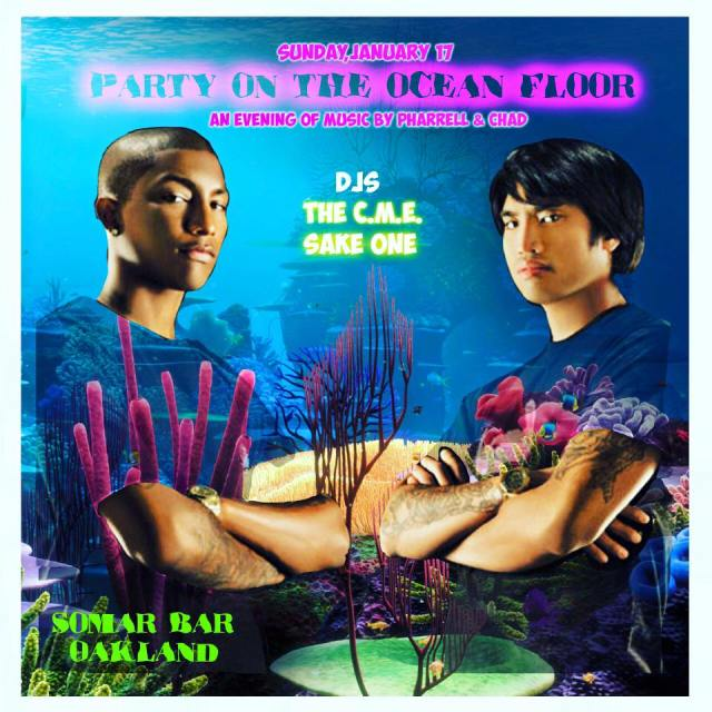 Party Ocean Floor DJs_1-17-16