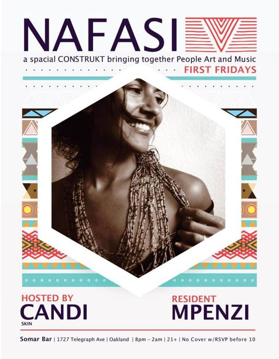 NAFASI First Fridays_Feb-2016