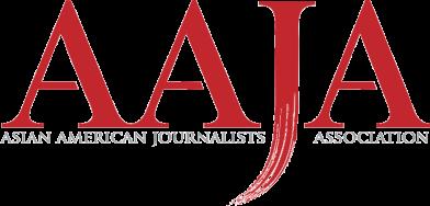 Asian American Journalist Association logo