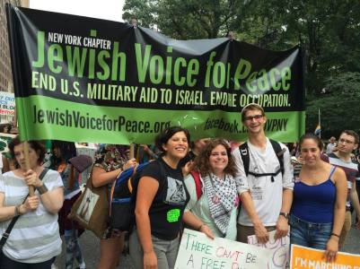 Jewish Voice for Peace image