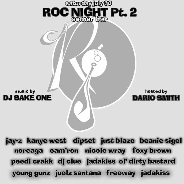 Roc Nite Pt2_7-30-16
