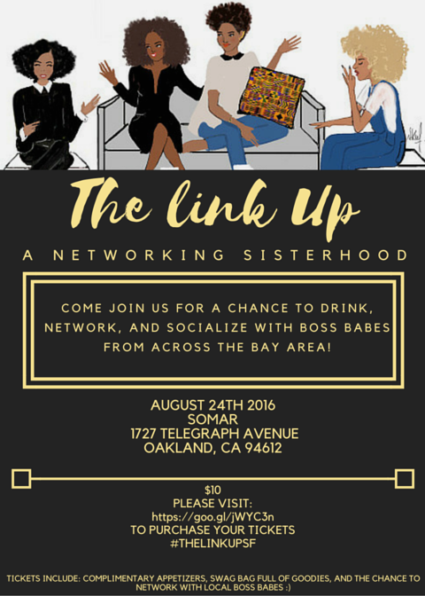 The link Up-Flyer