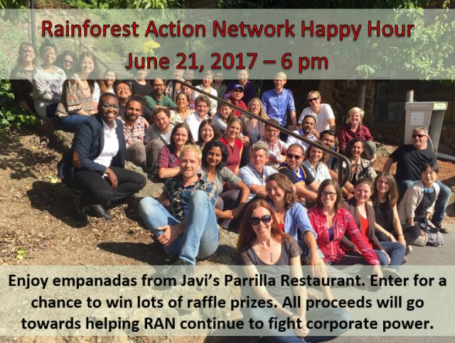 Rainforest Action Network flyer_6-21-17