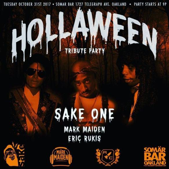 Hollaween at Somar Bar_10-31-17