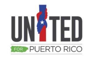 United For Puerto Rico logo
