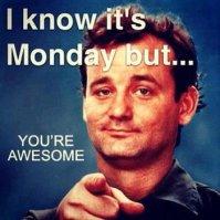 Best of I Hate Mondays Meme why people hate mondays allthingstonyj