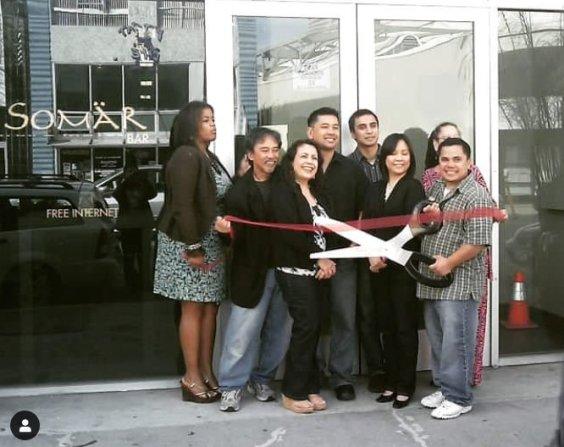 Somar opening 3-11-2009