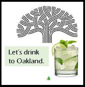 Drink to Oakland