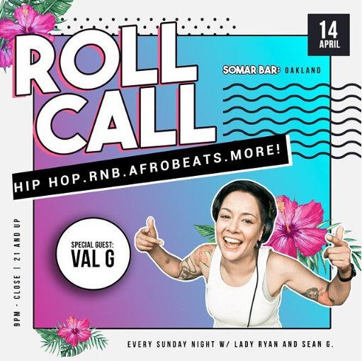 Roll Call_4-14-19