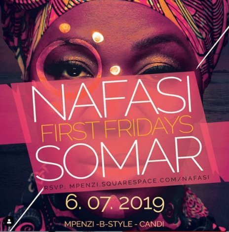 NAFASI First Friday_6-7-19