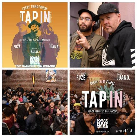 Tappin 3rd Friday collage-v2