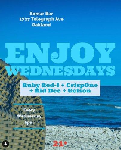 Enjoy Wednesdays_9-18-19