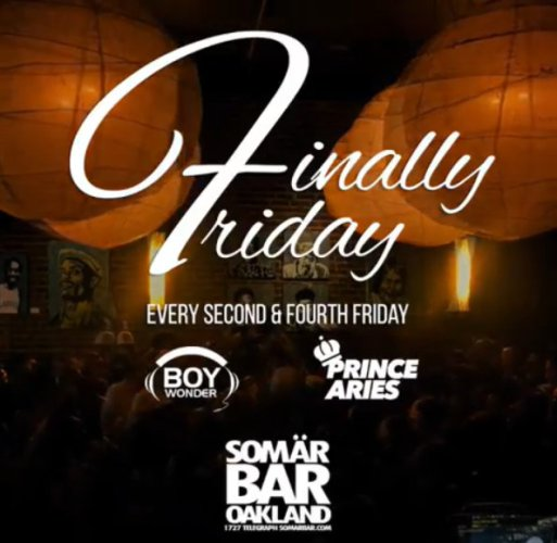 Finally Friday Prince Aries_9-27-19