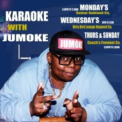 Karaoke with Jumoke