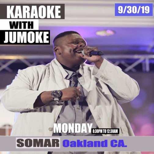Karaoke with Jumoke_9-30-19