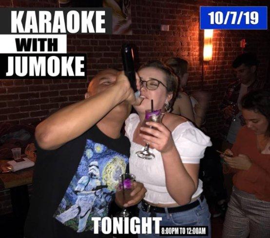 Karaoke with Jumoke_10-7-19