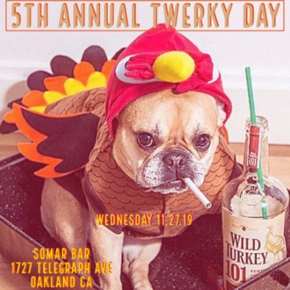 5th Annual Twerky Day_11-28-19