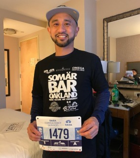 Jules at NY marathon_11-1-19