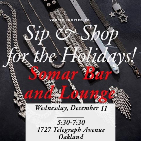 Stella Dot Sip and Shop_12-11-19