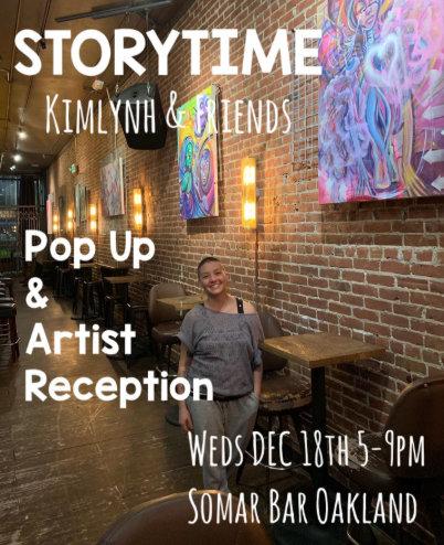 Storytime Pop-Up Artist Reception_12-18-19