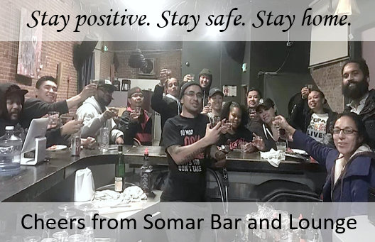 Cheers from Somar