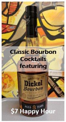 Classic Bourbon Cocktails
