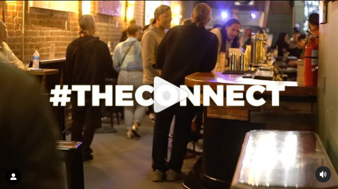 The Connect video image